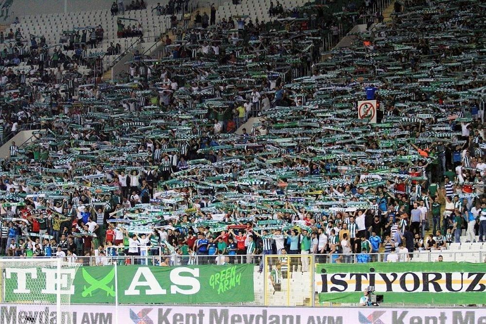 Bursaspor taraftar grupları Vodafone Arena'ya gitmeyecek