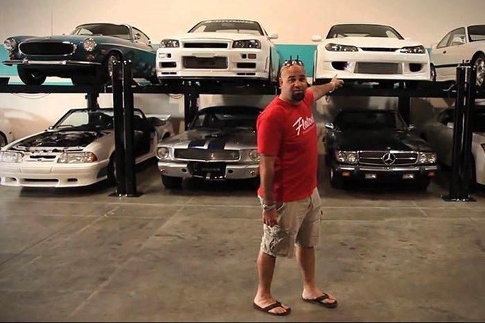 Paul Walker'ın otomobil koleksiyonu