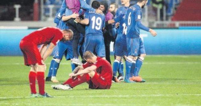 Azeriler rüyada gibi: Hedef Dünya Kupası!