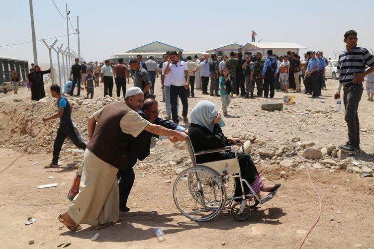 Binlerce Musullu, Erbil ve Duhok'a kaçıyor