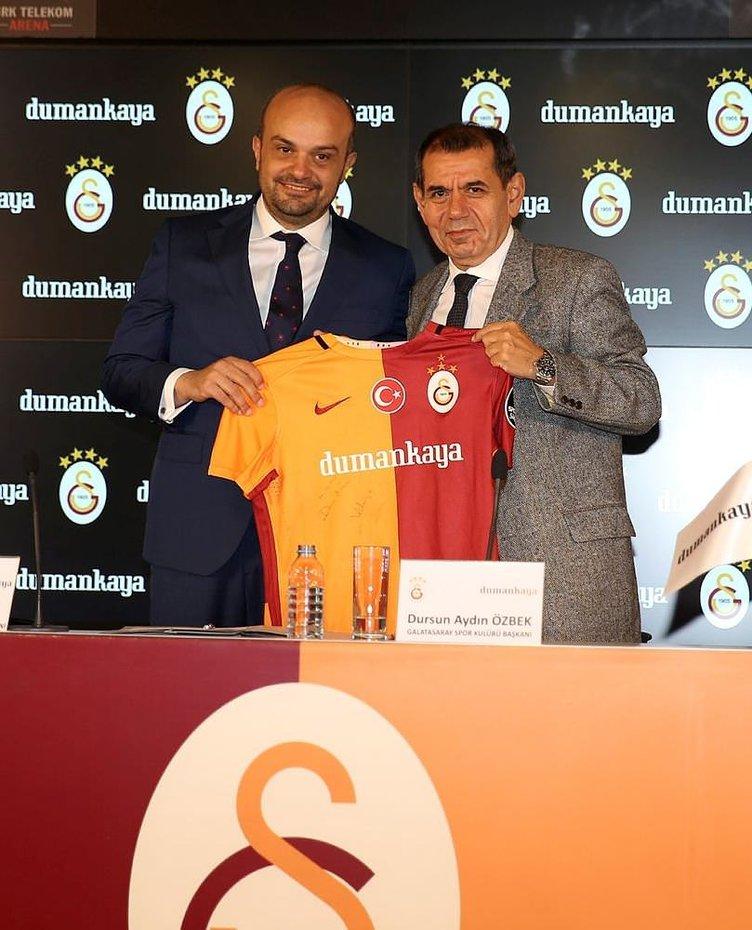 Galatasaray, Dumankaya ile yollarını ayırdı