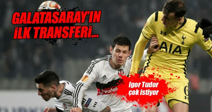 Galatasaray'ın ilk transferi...