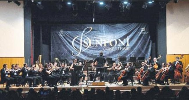 Senfoni orkestraları güçlerini birleştirdi