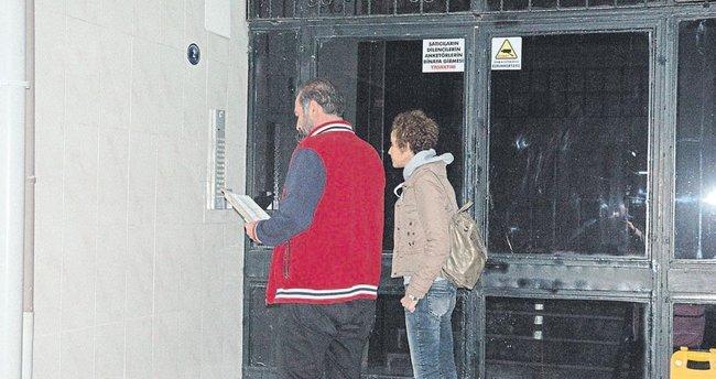 Bombacının eşi gözaltına alındı