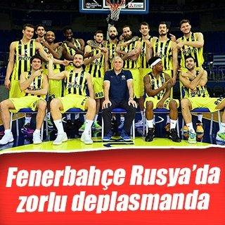 Fenerbahçe, Rusya deplasmanında