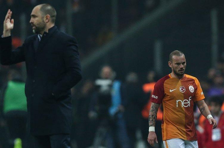 Sneijder: Fenerbahçe beni iyi tanır