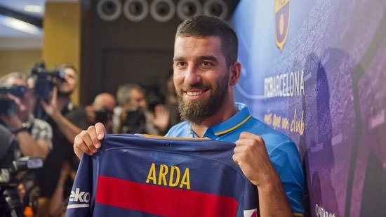 Arda Turan'ın inanılmaz değişimi!