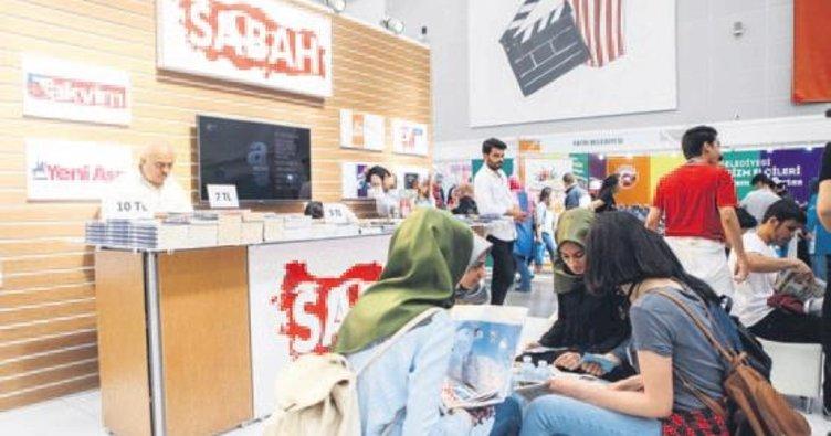 SABAH'a gençlerden büyük ilgi