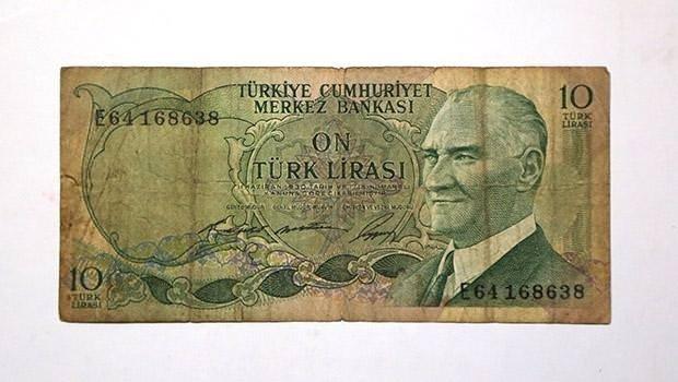 Tarihten Türk Lirası fotoğrafları