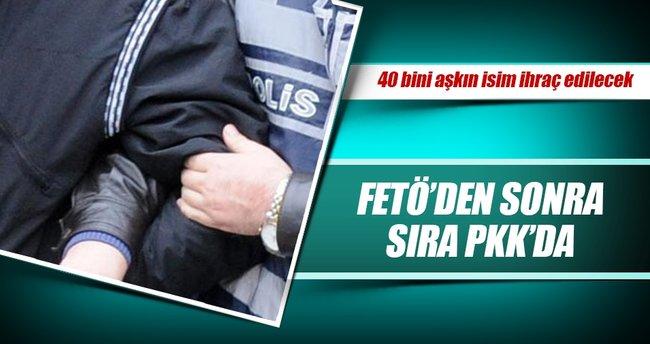 FETÖ bitti sıra PKK'da