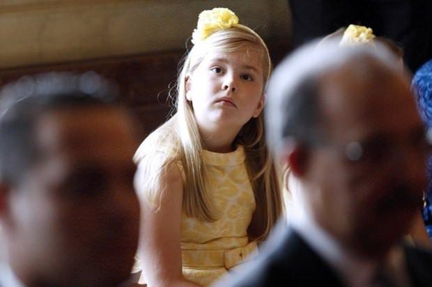 Prenses Amalia'nın harçlığı dudak uçuklattı!