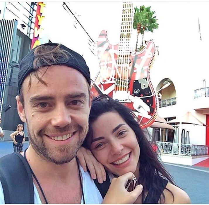 Murat Dalkılıç ve Merve Boluğur çifti evlilik yolunda ilk adımı attı