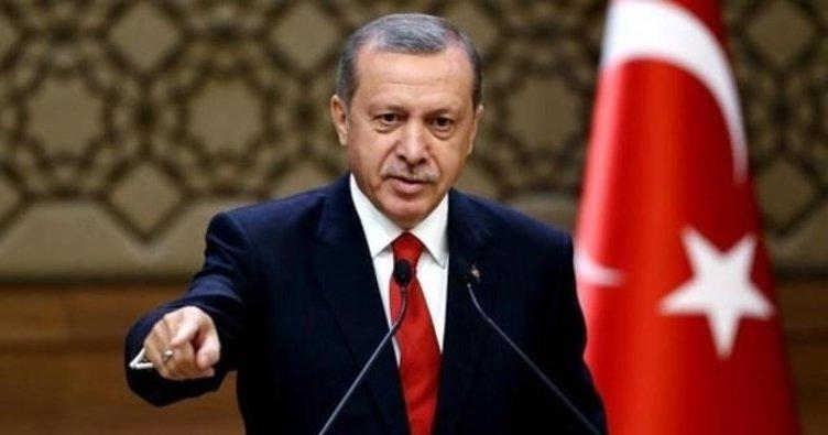 Erdoğan'dan 3 talimat