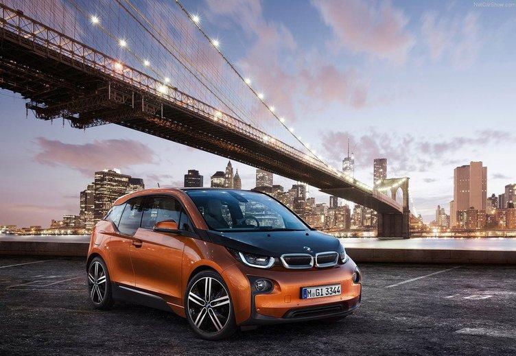 BMW i3'ün menzilini yüzde 50 arttırıyor