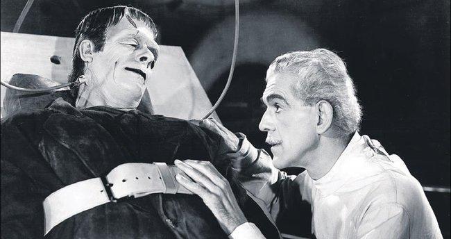 Frankenstein'ı yanardağ doğurdu