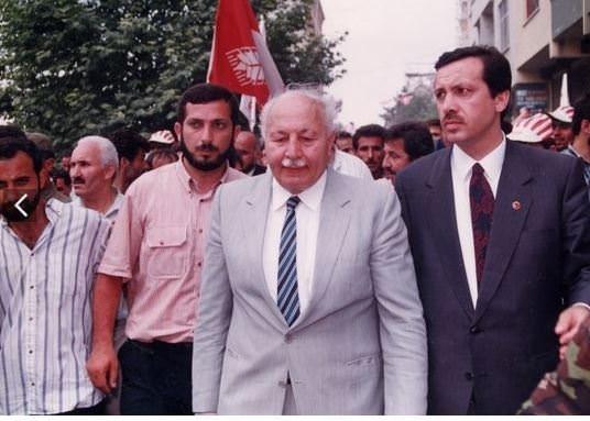 İşte Erdoğan'ın hiç bilinmeyen fotoğrafları