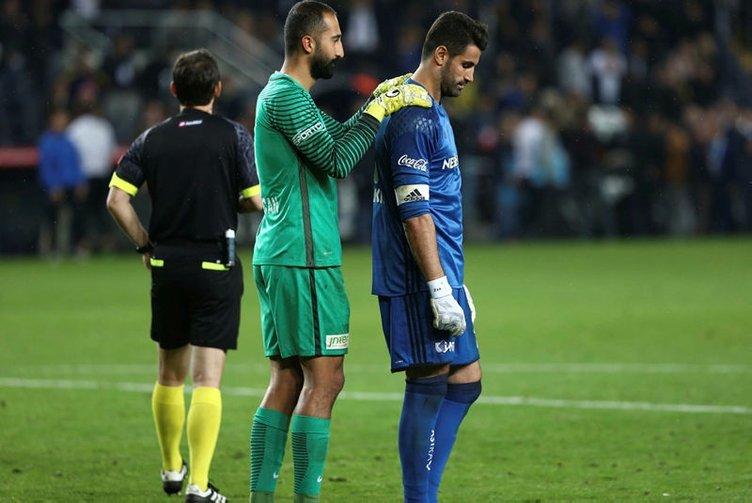 Volkan Demirel: Her penaltıdan önce su içtim çünkü...