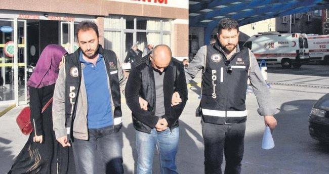 Konya Jet Üssü'nde 21 askere gözaltı...