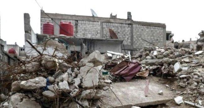 Şam'da çatışmalar sürüyor!