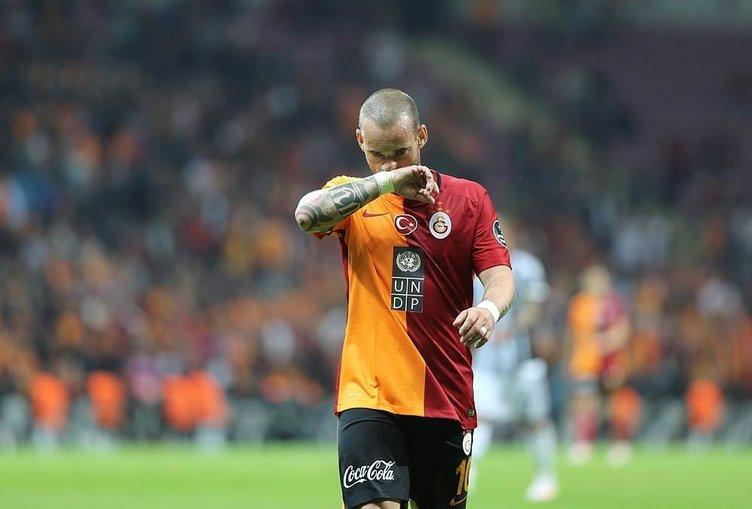 Sneijder'in yerine o geliyor