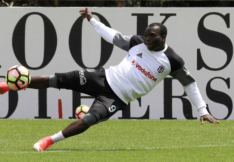 Beşiktaş'tan Aboubakar resti!