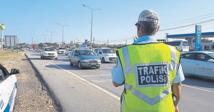 Polisten seçici göz uygulaması