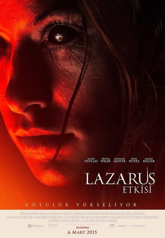 Lazarus Etkisi filminden kareler