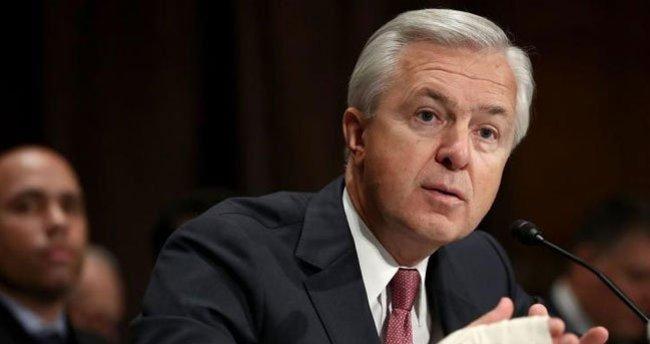 Wells Fargo CEO'suna büyük ceza