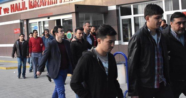 Konya merkezli operasyon kapsamında gözaltına alınan pilotların sayısı 68'e yükseldi