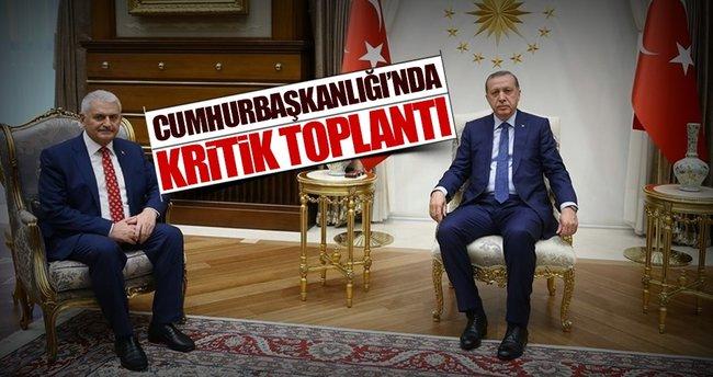 Güvenlik Zirvesi Erdoğan başkanlığında toplanıyor