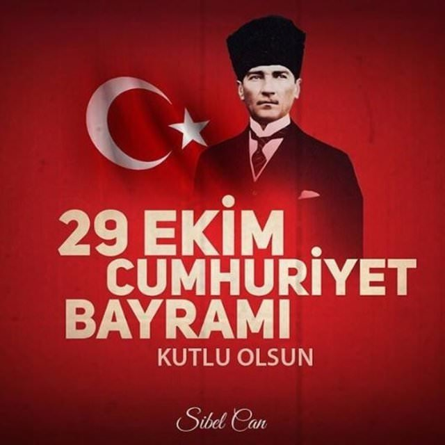 29 Ekim Şiirleri – Cumhuriyet Bayramı 30