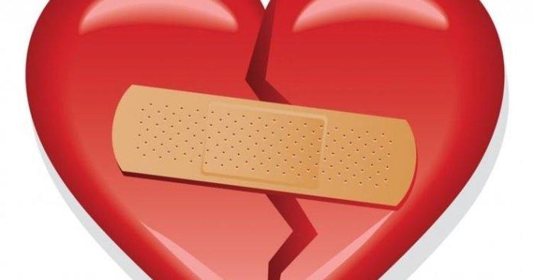 Kırılan kalp iyileşmiyor