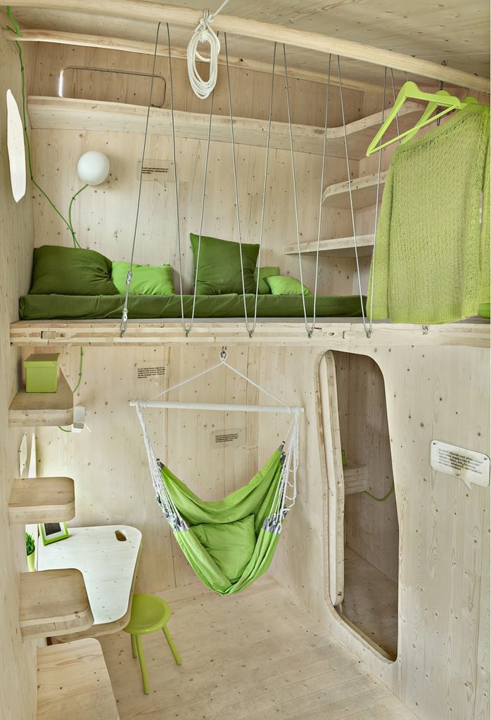 Harika mikro evler