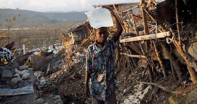 BM'den Haiti için flaş çağrı