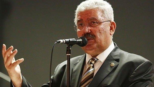 MHP'li Yalçın'dan CHP'ye sert sözler: PKK'ya hami FETÖ'ye kalkan oldular!