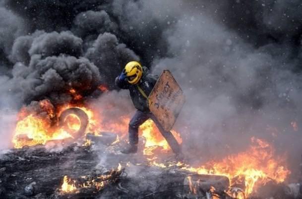 Anadolu Ajansı'ndan 2014 yılının en iyi fotoğrafları
