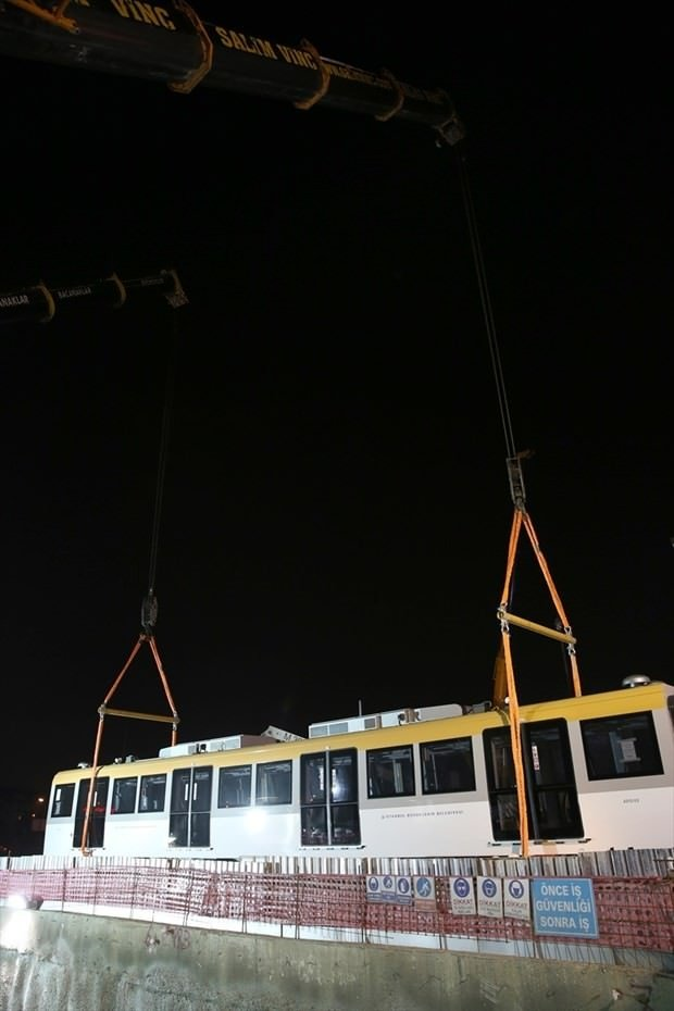 İstanbul'a yeni metro hattı hangi duraklara uğrayacak?