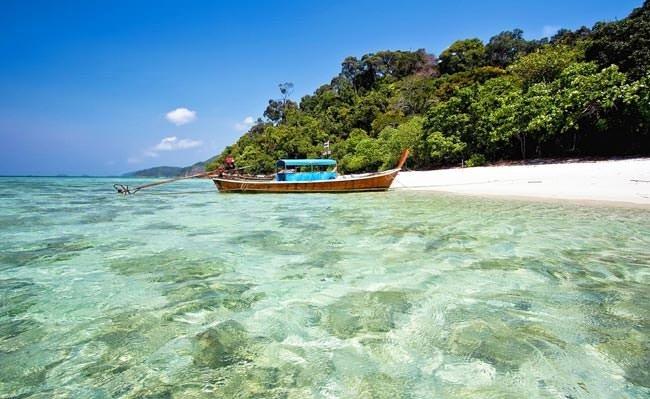 Tayland'ın en ünlü 10 adası