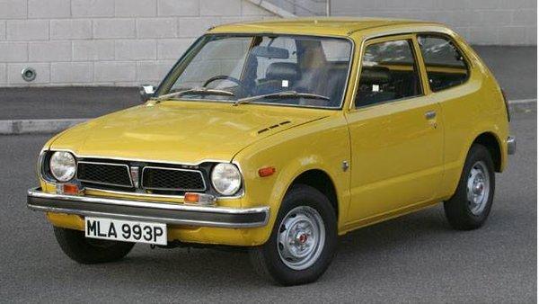 Honda Civic 40 yaşında