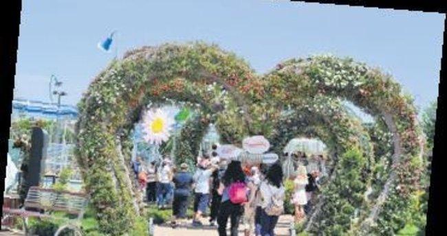 EXPO'da Ankara rüzgârı esti
