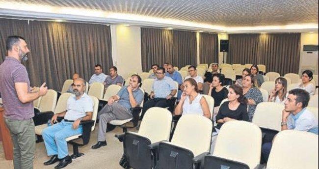 MATSO'da zaman yönetimi eğitimi