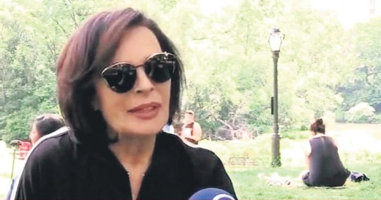 Koçyiğit, Central Park'ta sağlık yürüyüşüne çıktı