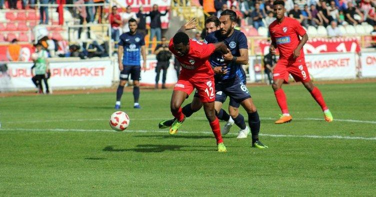 Boluspor, Adana Demir'i devirdi, play-off yolda!