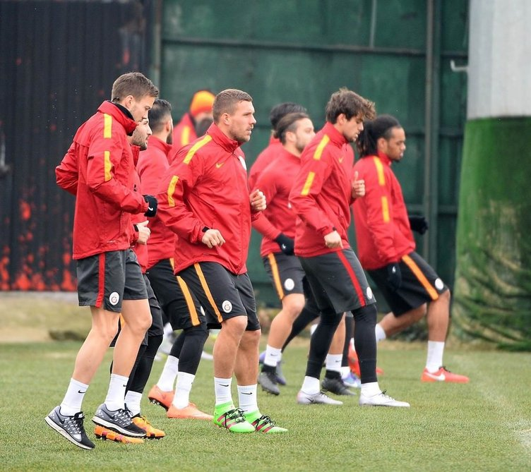 Galatasaray'dan UEFA'ya başvuru
