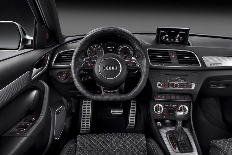 Audi RS Q3 görücüye çıkıyor