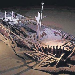 Karadeniz'in dibi batık kaynıyor