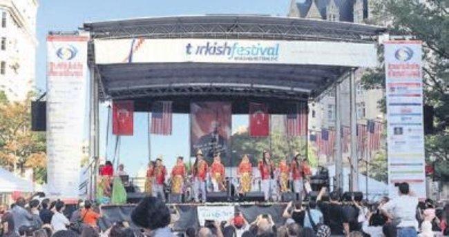 Washington'da Türk festivali