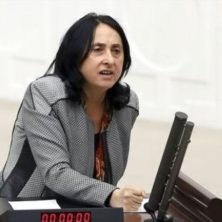HDP'li vekil Nursel Aydoğan'a verilen ceza onandı