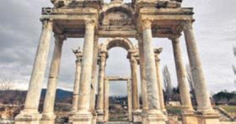 Afrodisyas Dünya Mirası Listesi'nde