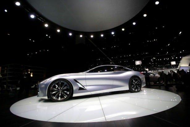 Dünyanın gözü Los Angeles Auto Show'da
